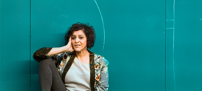 Meera Syal (Woman) (c) Stephen Cummiskey
