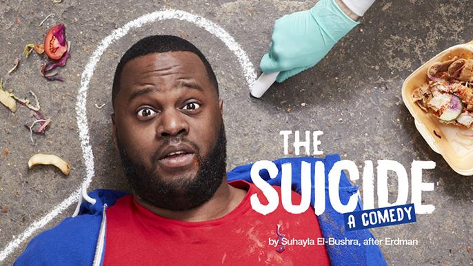 The Suicide by Suhayla El-Bushra, National Theatre