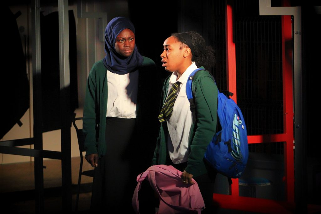 Cuttin' It by Charlene James, Royal Court Theatre