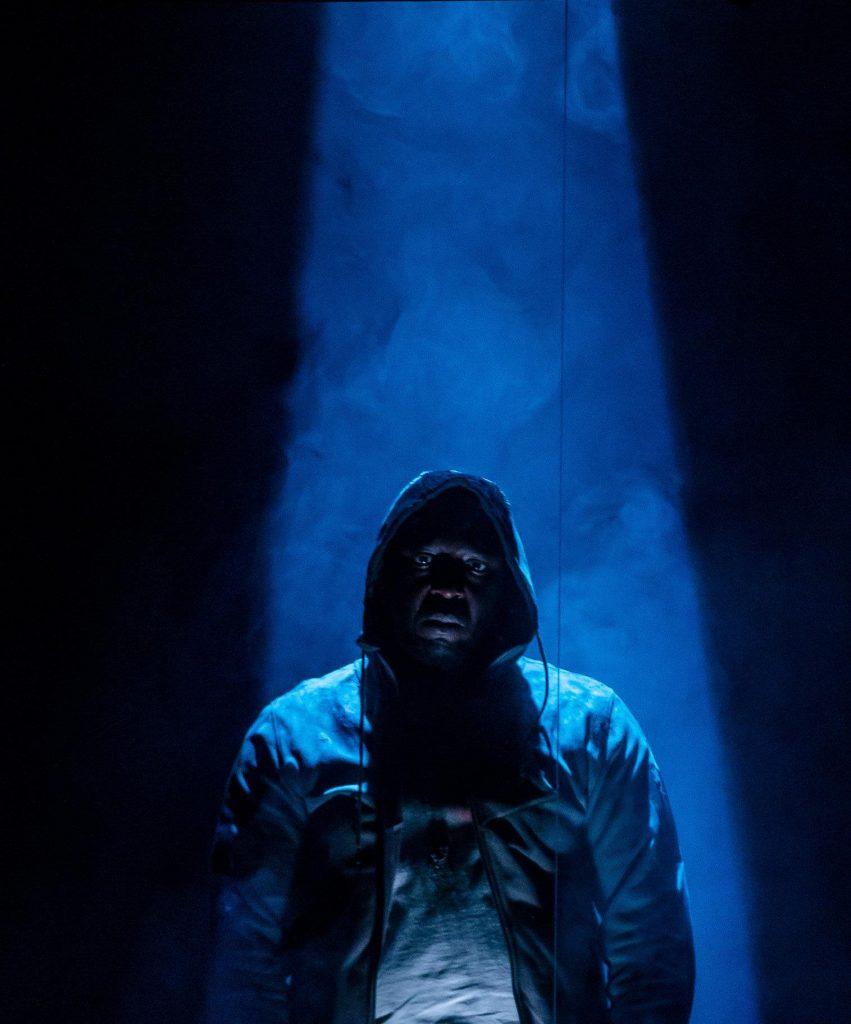 RSC Macbeth Raphael Sowole as Banquo (c) Richard Davenport