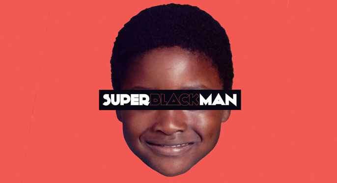 Superblackman by Lekan Lawal, Battersea Arts Centre
