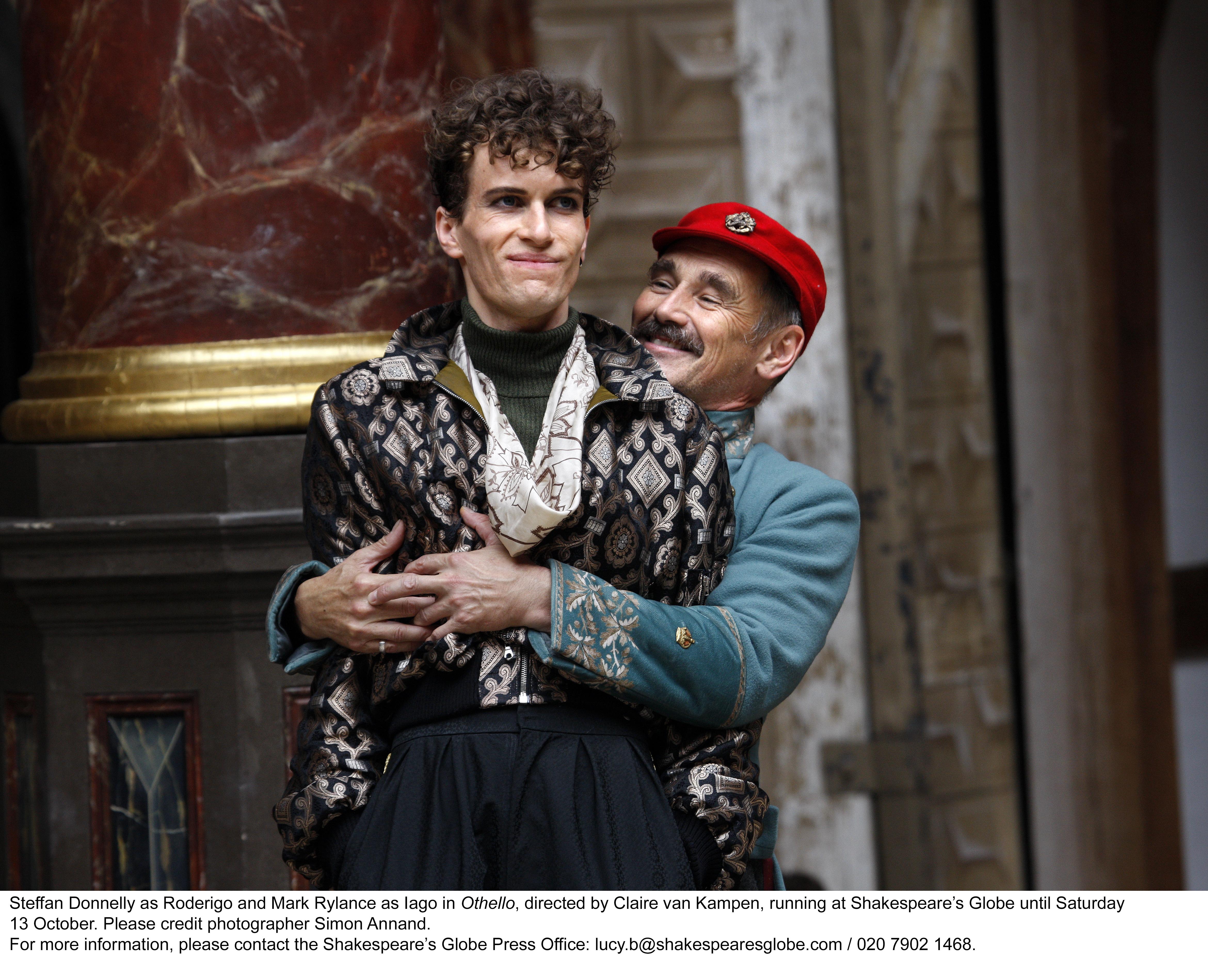 Othello, Shakespeare's Globe Theatre