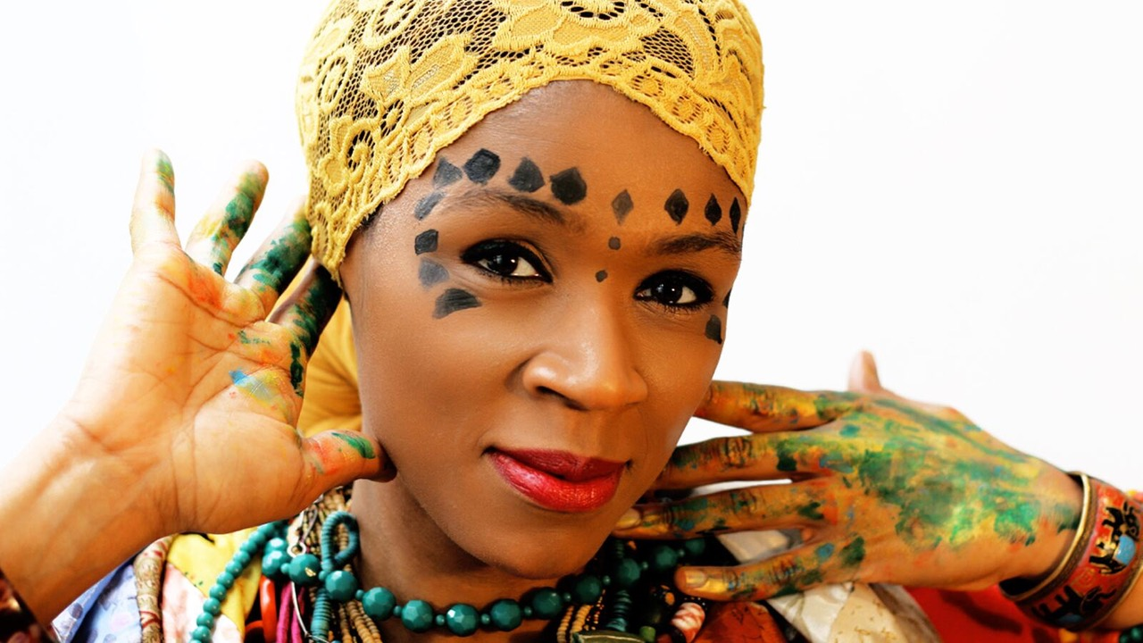 11 Sept, CARMEN SOUZA - The 17th London African Music Festival 2019