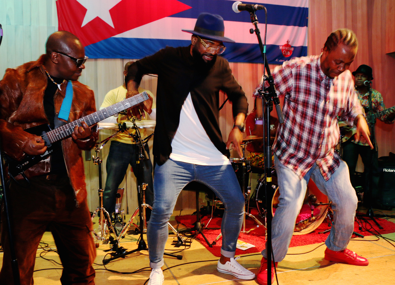 19 Sept, Grupo Lokito - The 17th London African Music Festival 2019