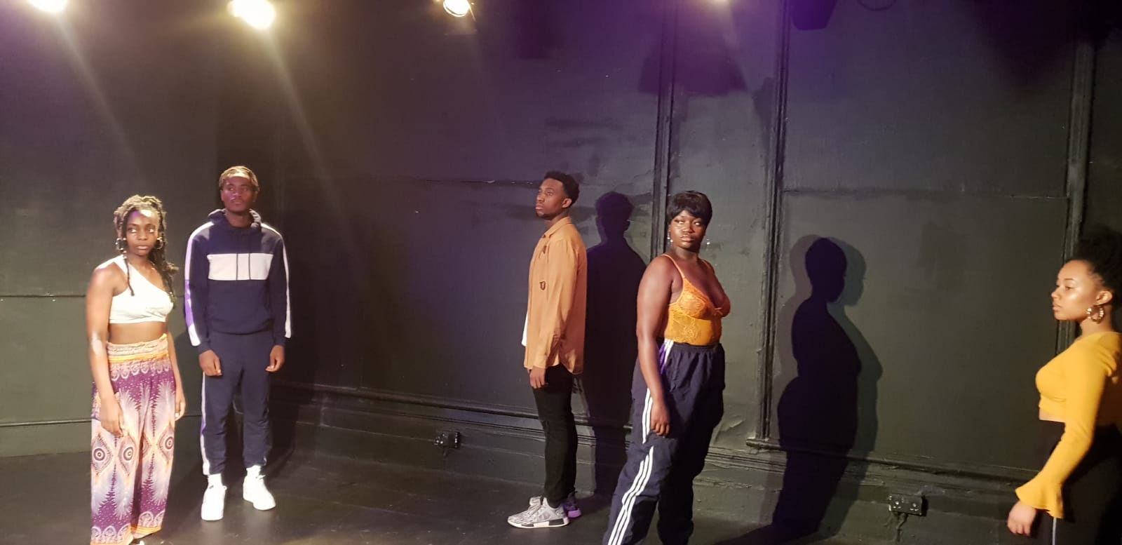 Down There: In the Mind of the Conscious, Camden Fringe Festival - (c) Crawford Kalu - HiddenViewz