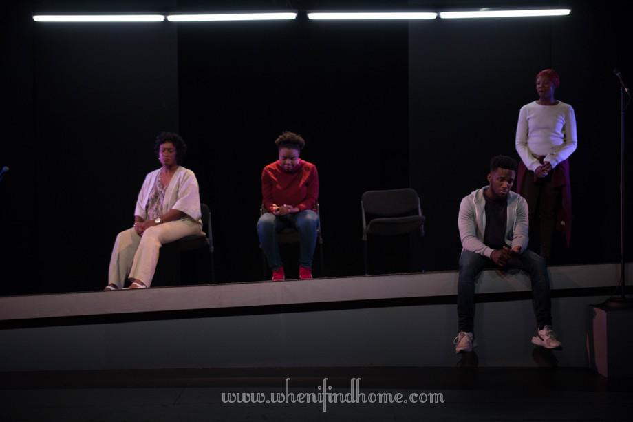 Ilé la Wà (We are Home), Stratford Circus