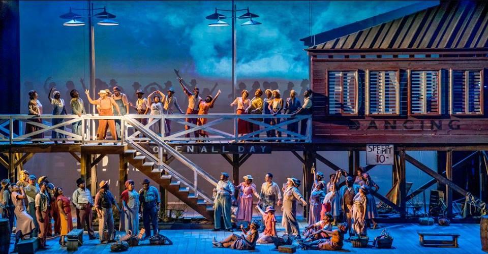 Porgy and Bess, English National Opera (c) Photo by Tristram Kenton