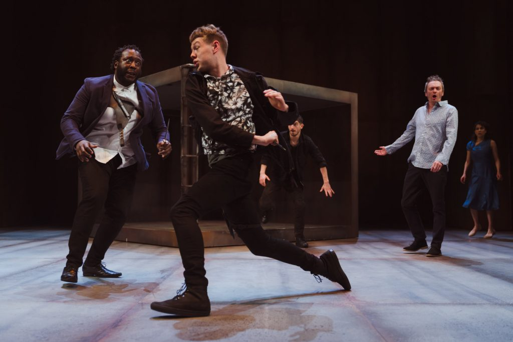 RSC Romeo and Juliet 2018 (c) Topher Mcgrillis
