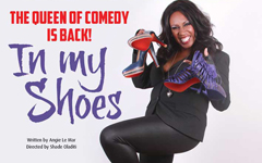 Angie Le Mar: In My Shoes, Millfield Theatre
