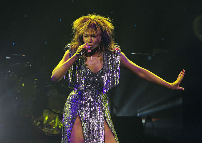 Emi Wokoma (Tina Turner) Soul Sister at Hackney Empire Sat 14 April to Sat 5 May