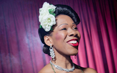 Nina Kristofferson sings Billie Holiday, The Pheasantry