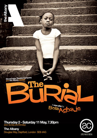 The Burial by Bola Agbaje