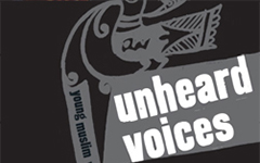 Royal Court Theatre Unheard Voices - Free Playwriting Course for Young Muslims 18 - 25yrs