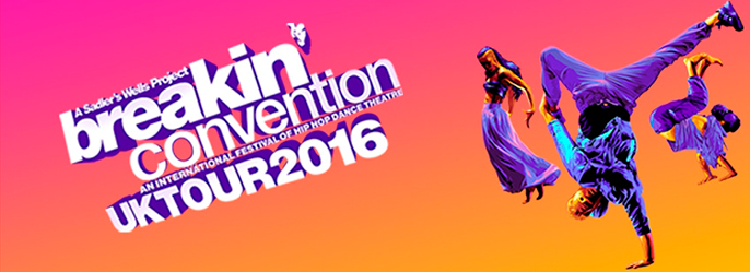 Breakin' Convention 2016 UK Tour