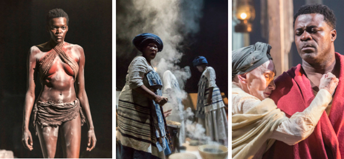 Les Blancs by Lorraine Hansberry, National Theatre