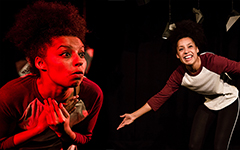 Half Breed, Soho Theatre Lonon