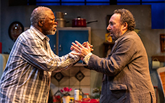 Kunene and the King by John Kani – review RSC