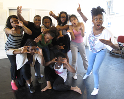 Talawa's Young People's Theatre 2011