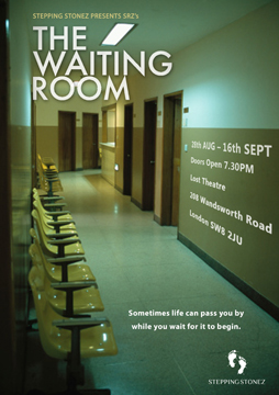 The Waiting Room written & directed by SRZ