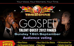 Time2Shine Finals LIVE, Troxy