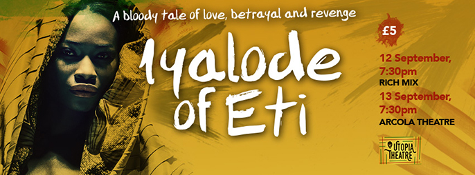 Iyalode of Eti (The Duchess of Malfi)