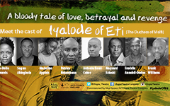 The Cast of Iyalode of Eti