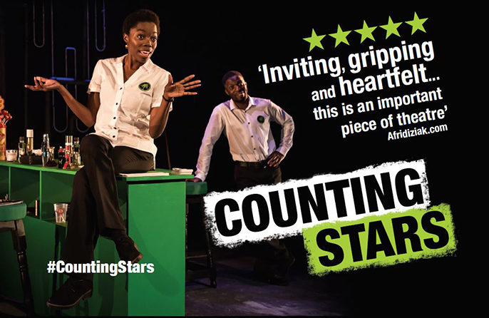 Counting Stars, Theatre Royal Stratford East