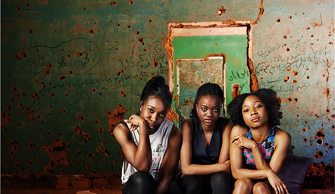 HighTide Soho Theatre and Talawa Theatre Company Present Girls by Theresa Ikoko(1)