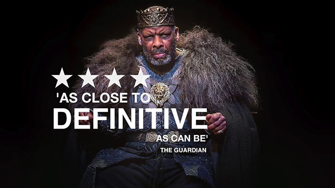 King Lear ft Don Warrington available on BBC iPlaye