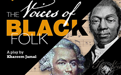 The Voices of Black Folk by  Khareem Jamal