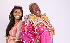 Channel 4's Gogglebox Favourite Sandra Martin to star in Maidenhead's magical pantomime Aladdin