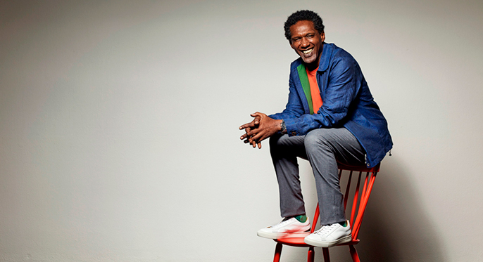 You'll Never See an Elephant with an Afro by Lemn Sissay