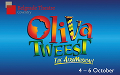 Win a pair of tickets to see Oliva Tweest
