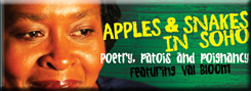 Apples and Snakes in Soho: Poetry, patois and poignancy ft. Valerie Boom