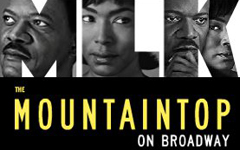 The Mountaintop starring Samuel L Jackson and Angela Bassett