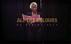 All the Colours by Davina Cole