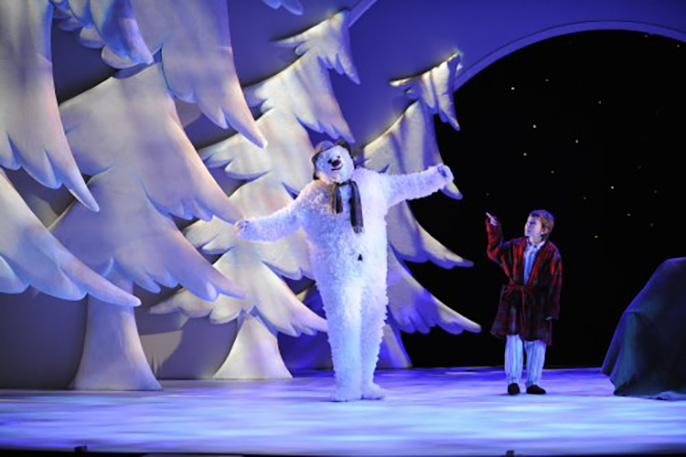 The Snowman, Peacock Theatre