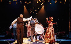 A Christmas Carol – review The Old Vic Review by Adelaide Obeng