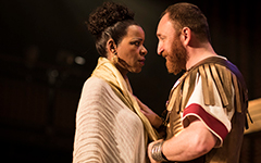 Antony & Cleopatra – review The Barbican Review by Mike Scott-Harding