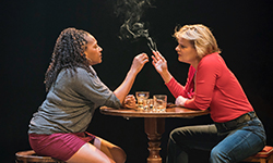 Sweat by Lynn Nottage Donmar Warehouse