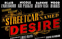 A Streetcar Named Desire on Broadway