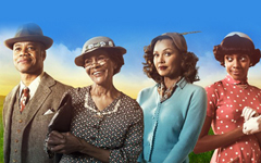The Trip to Bountiful - starring Vanessa Williams, Cuba Gooding Jnr, Cicely Tyson and Condola Rashad