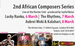 2nd African Composers Series