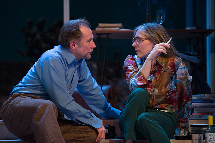 The Mistress Contract Review Royal Court Theatre border=