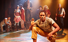 Lionboy, Tricycle Theatre