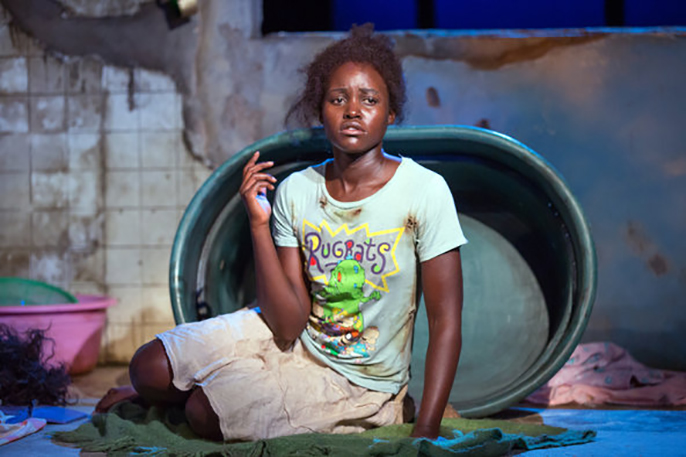 Eclipsed by Danai Gurira - Broadway Starring Lupita Nyong'o