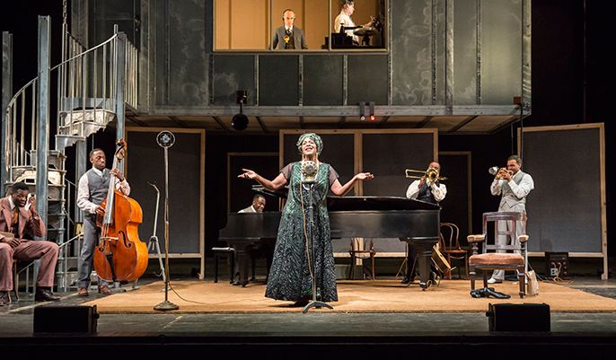 Ma Rainey's Black Bottom, National Theatre – Review