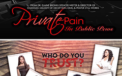 Dr Elaine Spencer returns to the UK with Private Pain in Public Pews