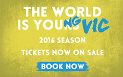 Young Vic 2016 Season now on sale!
