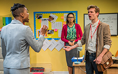 School Play, Southwark Playhouse